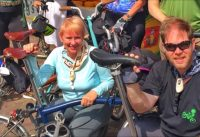 Guided Bicycle Tour: London, Holland & Belgium Via Brompton Folding Bikes