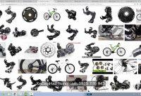 Hướng dẫn phân biệt các group shimano cho xe Mountain bike(MTB) cùng Xe Đạp Hải Phòng .com