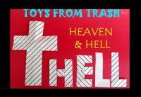 Heaven and Hell | Telugu | Amazing Paper Trick