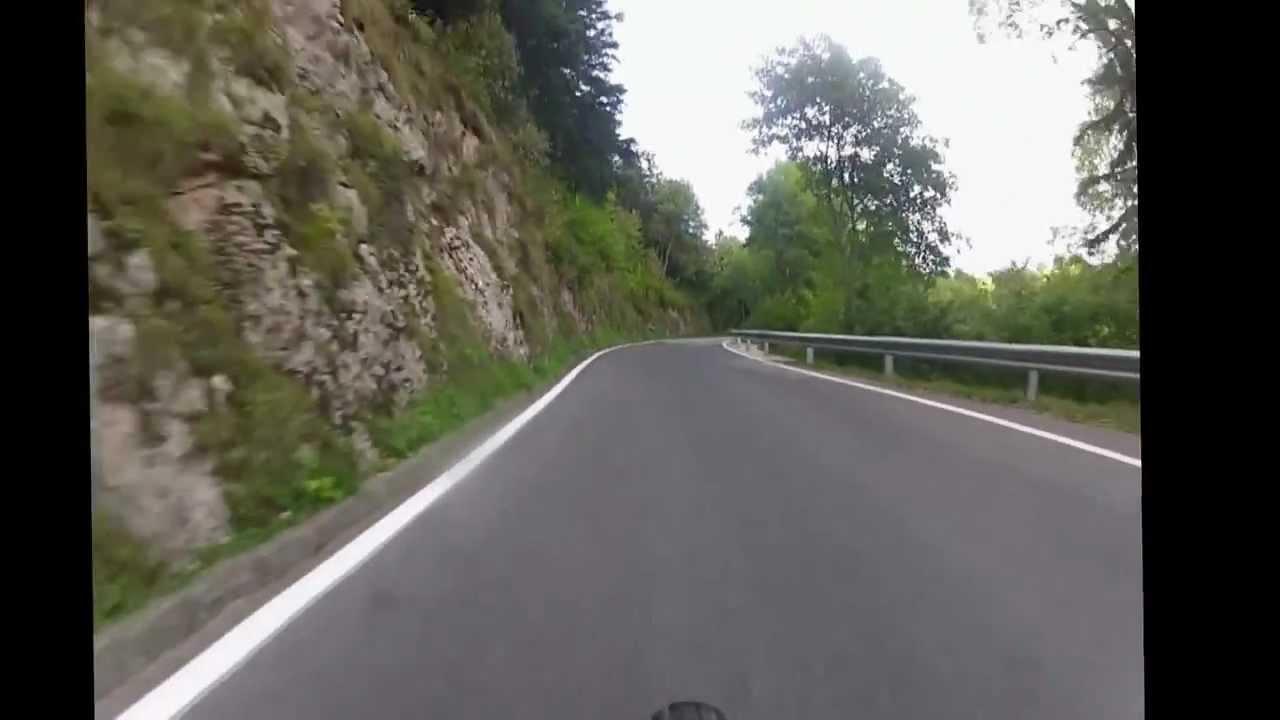 Hohe Wand Straße mit dem Mountain Bike