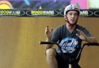How to Barrelroll w/ BMX rider Mike Payne