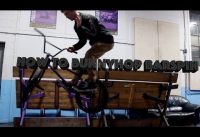 How to Bunnyhop Barspin Bmx!