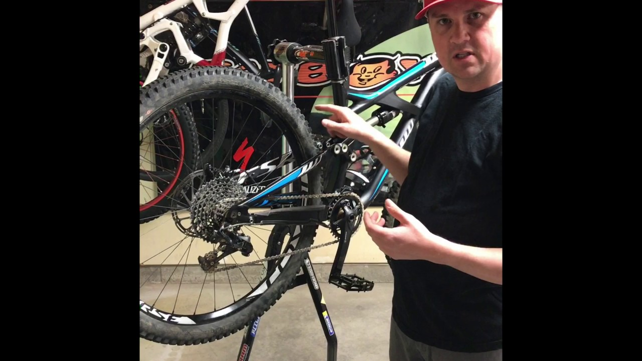 How to get your Mountain Bike ready for the cycling season.