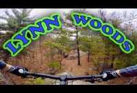 I GOT A GIMBAL! | Mountain Biking Lynn Woods | Lynn, Massachusetts