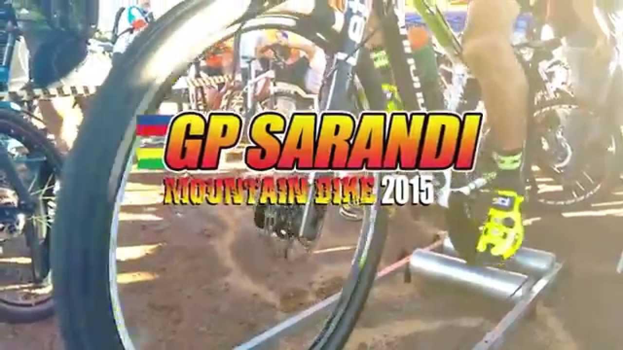 III GP Sarandi de Mountain Bike :: Disposição
