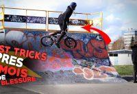 IL TENTE UN BEST TRICK EN BMX APRES 4 MOIS DE BLESSURE !
