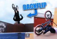 JE DÉFIE VODK EN BMX PARK !!  (ft. vodk prod & Aurelien Fontenoy)