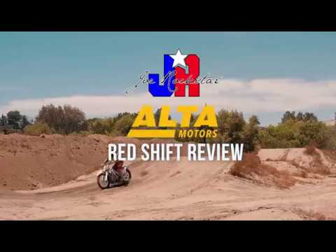 Joe Rockstar vs the Alta Redshift: An Average Rider Review