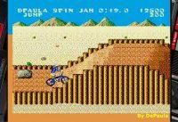 Jogos de Verão - California Games (Master System) Evento BMX Modo Normal