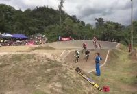 Junior Elite Gran Nacional BMX  2015. Pista BMX Bosque Popular Ciudad de Manizales, Caldas, Colombia