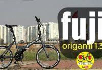 Katlanır Bisiklet İnceleme | Fuji Origami 1.3 Folding Bike