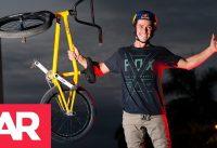 Kenneth Tencio subcampeón  en el Campeonato Mundial de BMX UCI
