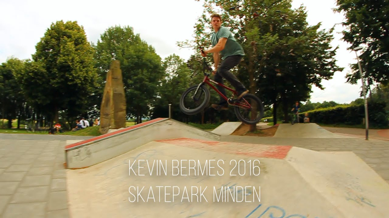 Kevin Bermes - BMX Edit 2016