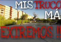LOS TRUCOS MAS EXTREMOS DE BMX QUE SE HACER Y SALEN TODOS !!