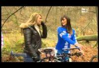"""La Mountain Bike Orientamento a """"A come Avventira"""" su RAI 2 - 2013"""