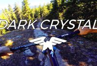 Like Riding a Jackhammer - Dark Crystal - Mountain Biking Whistler British Columbia
