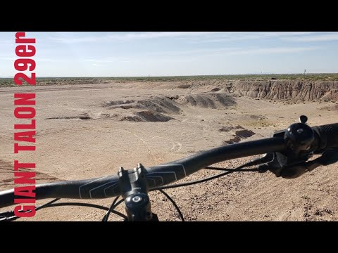 MOUNTAIN BIKE MTB TRAIL | FAIL WITH GIANT TALON 2 29ER 2019 HARD TAIL W/TUBELESS TIRES