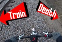 MTB Plan B - Epic E-adventure riding without an E-bike.