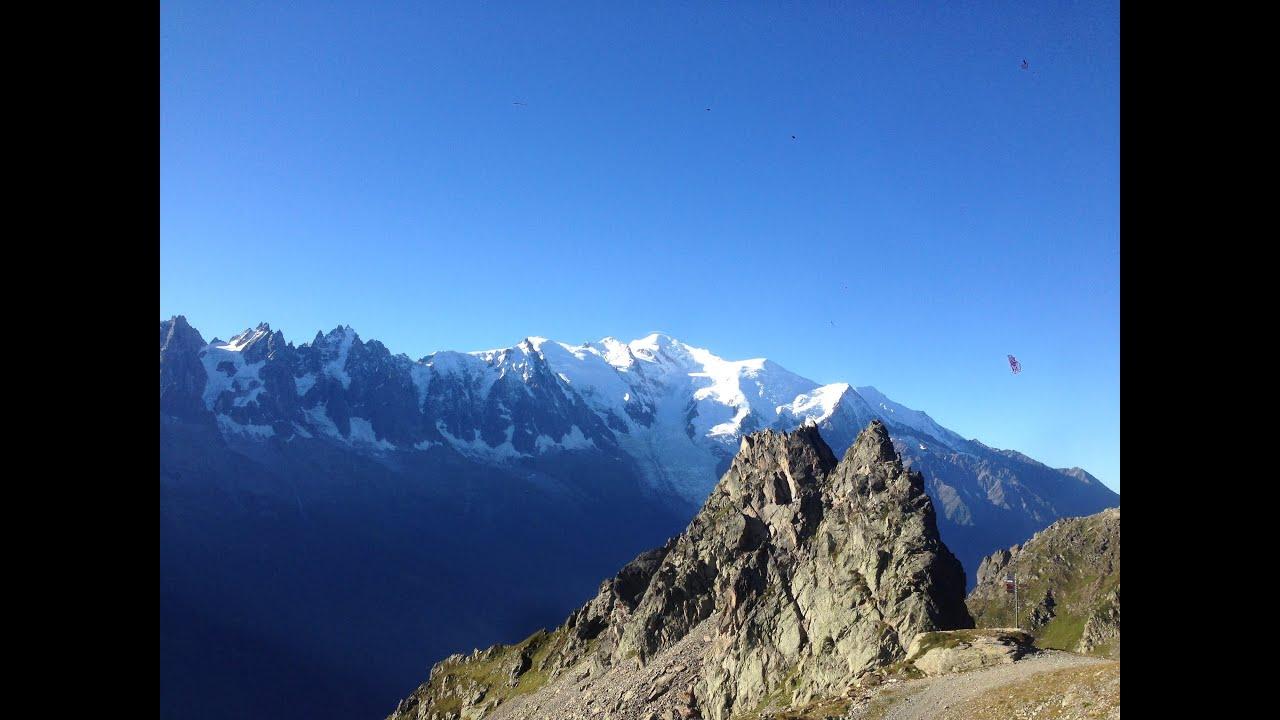 MTB VTT Chamonix - Le Brevent