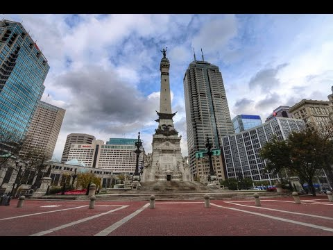 Marian University to Downtown Indianapolis- Scenic Electric Bike Ride