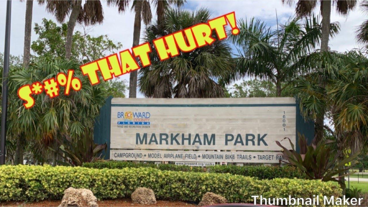 Markham Park (Sunrise, FL) Mountain Bike Trails