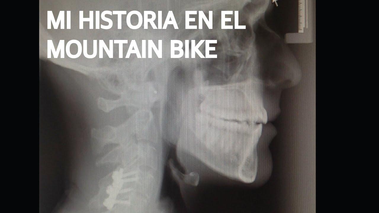 Mi historia en el Mountain bike
