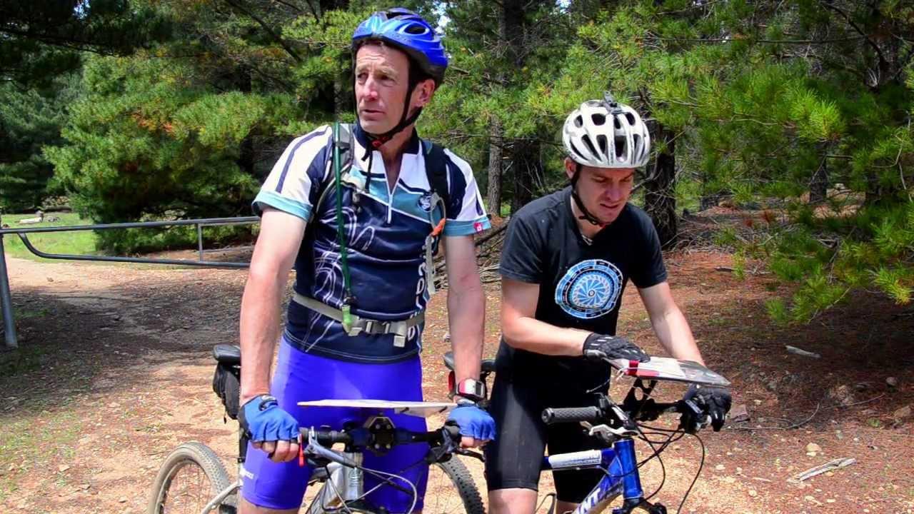Mountain Bike Orienteering - How To Navigate [2 of 3]