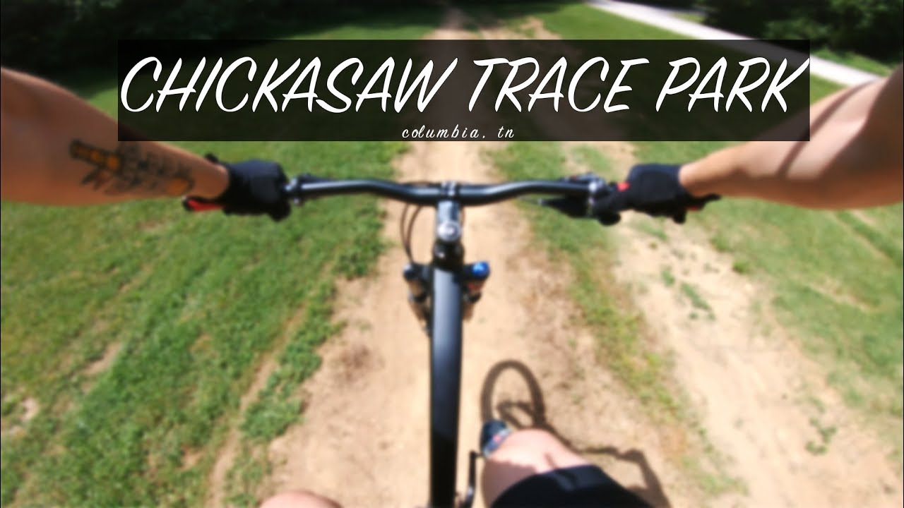 Mountain Bike Trail | Chickasaw Trace Park
