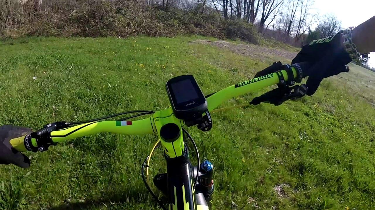 "Mountain Bike ""Fiume Piave"" Aprile 2018"