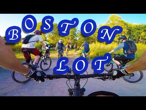 Mountain Biking Boston Lot | Lebanon, New Hampshire