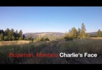 Mountain Biking Bozeman Montana - Charlies Face - Summer 2017 - POV