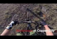Mountain Biking Bozeman Montana - Never Sweat at Copper City - Summer 2018 - POV