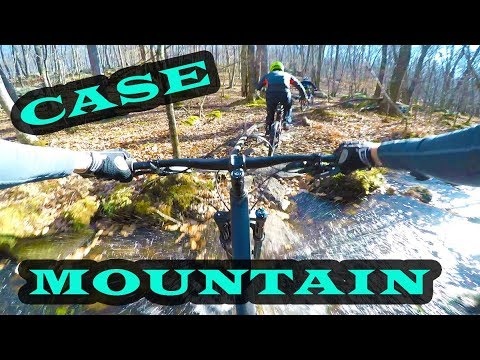 Mountain Biking Case Mountain | Manchester, Connecticut