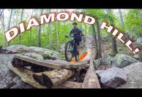 Mountain Biking Diamond Hill Trails | Cumberland, Rhode Island