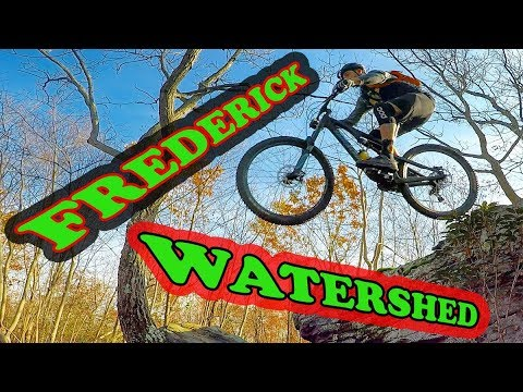 Mountain Biking Frederick Watershed | Frederick, Maryland