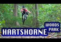 Mountain Biking Hartshorne Woods Park | Middletown, NJ