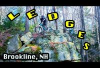Mountain Biking Ledges | Brookline, NH