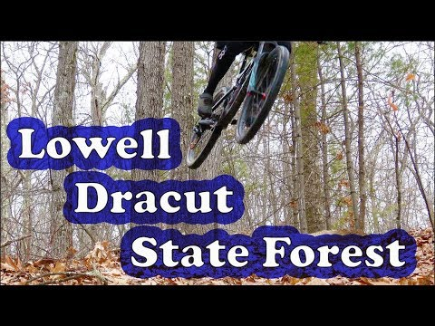 Mountain Biking Lowell Dracut State Forest | Lowell, Massachusetts