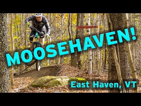 Mountain Biking Moose Haven | Kingdom Trails | East Haven, VT