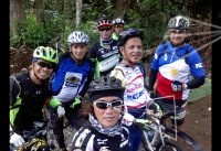 Mountain Biking Nagcarlan Fun Ride Bunga Twin Falls Nagcarlan Laguna 10/1/16 TeoB 0005