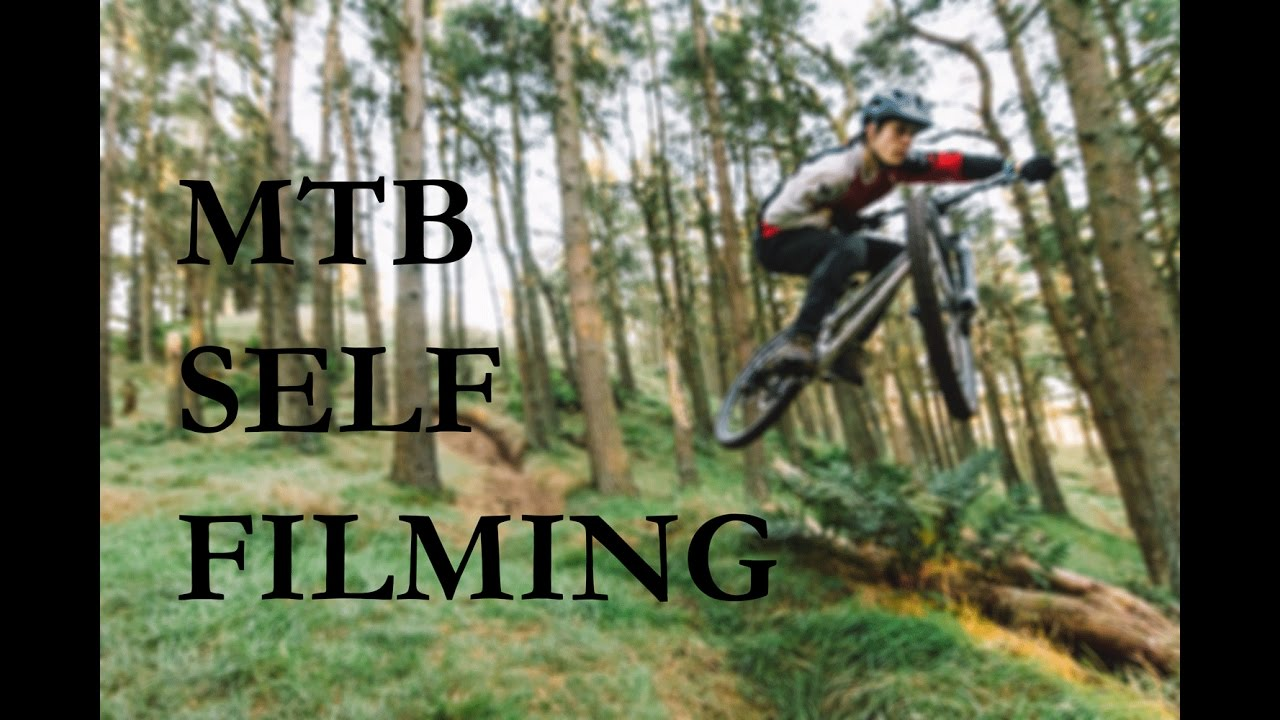 Mountain Biking Self Filming Tips