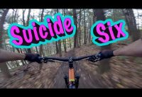 Mountain Biking Suicide Six Bike Park | Pomfret, VT