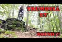 Mountain Biking Trumbull, CT | Round 2!