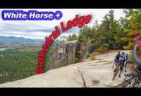 Mountain Biking White Horse + Cathedral Ledge | North Conway, New Hampshire
