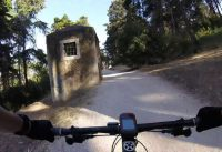 Mountain Biking in Monsanto Forest Park (Lisbon)