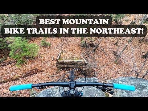 Mountain Biking the Best Trails in the Northeast!