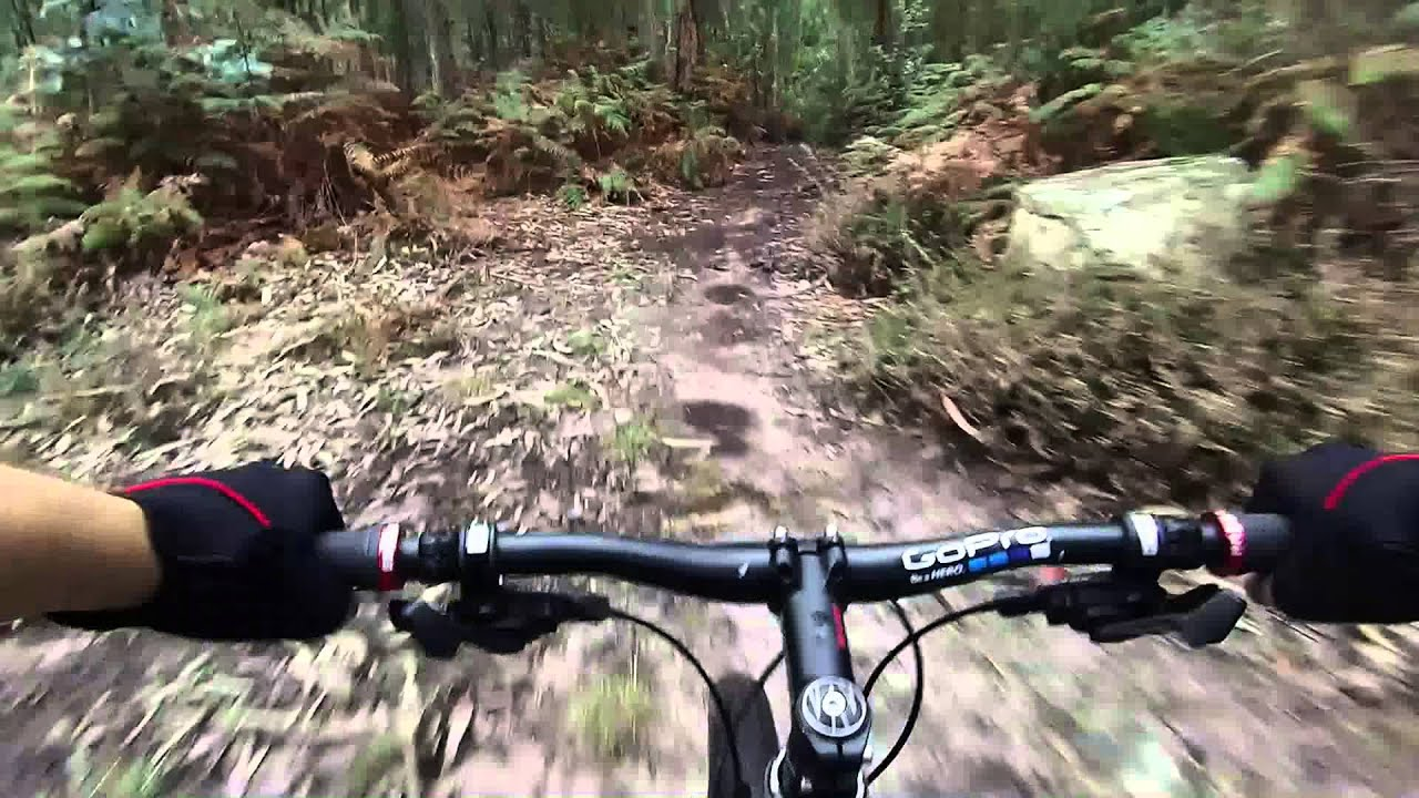 Mountain bike Portugal Enduro #3 GoPro