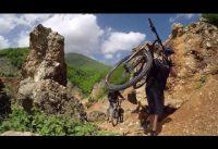 Mountain bike Priske Tirana Albania 2017