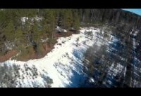 Mountain bike track revisited.