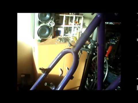 Muddy Fox Mountain bike Rebuild part 1